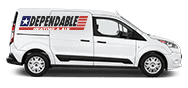 dependable heating and air