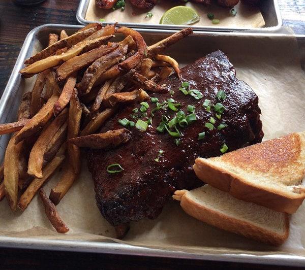who delivers BBQ in Atlanta