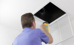 How to clean residential air ducts